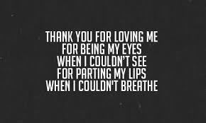 Quotes About Loving Me 40 Quotes Cool Thank You For Loving Me Quotes