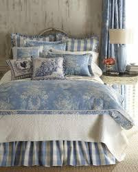 finest ideas for toile bedding sets design image lkl