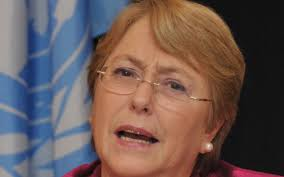 Michelle Bachelet's quotes, famous and not much - QuotationOf . COM via Relatably.com