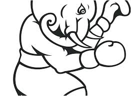 Boxing Gloves Coloring Pages Boxing Gloves Coloring Pages Printable