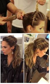 hairstyle ponytail p top 10 fashionable ponytail hairstyles for summer 2017 styles weekly