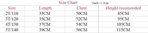 Hello Kitty Size Chart Sweet Baby Kids Girl Hello Kitty Tank Tops Girls Vest