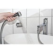 sink hose attachment bathroom