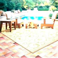 area rug best outdoor rugs carpet s chenille blue indoor outside for deck large poly waterproof white beaut good b