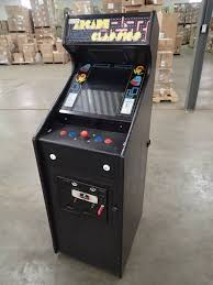 Video Game Vending Machines Cool Mini Coin Operated Arcade Game W Over 48 Games Arcade Games