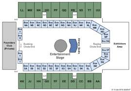 Luedecke Arena Tickets And Luedecke Arena Seating Chart