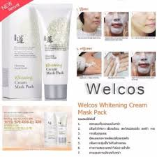 welcos no makeup face blemish balm spf30 pa whitening 10ml 2กล อง
