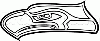 Small Picture Seahawks Logo Coloring Pages Hicoloringpages Gekimoe 9513