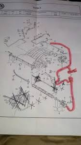 fourtitude com vacuum diagram for 12v vr6 diy i suggest being very thorough and clear about which lines are which before running them if you run them incorrectly you run into bigger problems
