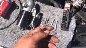 tip removing starter bmw 5 series 3 series e90 e39 528i 328i m5 m3 tip removing starter bmw 5 series 3 series e90 e39 528i 328i m5 m3