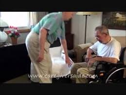 move a patient in wheelchair recliner or bed 1 21 min