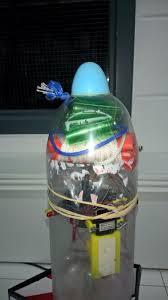 Best Parachute Design For Bottle Rocket Automatic Parachute Deployment For Water Rocket