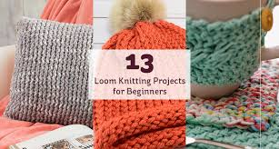 Loom Knitting Patterns For Beginners Classy 48 Loom Knitting Projects For Beginners Hobbycraft Blog