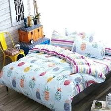 cute twin bed sets twin bed duvet covers cute pineapple bedding set duvet cover for kids cute twin bed sets