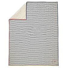 Ticking Stripe Twin Quilt | The Land of Nod & Ticking Stripe Twin Quilt ... Adamdwight.com