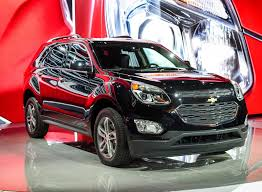 2016 Chevy Equinox Arrives with a Facelift, More Features ...