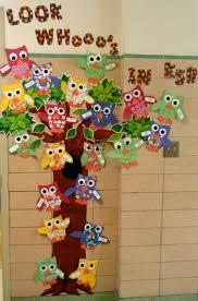 classroom door decorations for fall. Owl Classroom Door Decorations For Fall