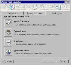 Spreadsheet Introduction Using Microsoft Works