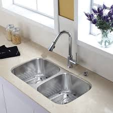 Most Reliable Kitchen Faucets The Most Reliable Kraus Sinks With Perfect Finish Design Sink