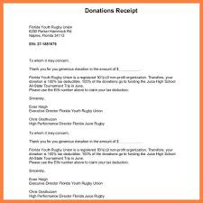 donation reciept letter tax donation letter tirevi fontanacountryinn com