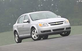 MT Then and Now: Ford vs. Chevrolet - 2005 and 2012 Focus, 2005 ...