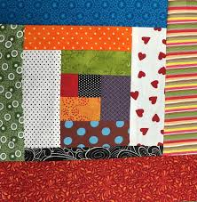 Quilt As You Go Log Cabin Block With Scraps & Quilt As You Go Log Cabin Block Adamdwight.com