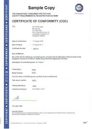 certificate of conformity coc under cps scheme buy certificate  certificate of conformity coc under cps scheme buy certificate of conformity coc product on alibaba com