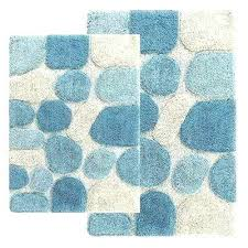 bright multi colored bath rugs mats the home depot aquamarine merchandising compressed best color rug