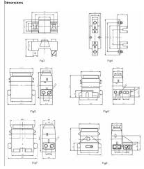 hrc fuse holde use with fuse link fuse box for bolted panel fuse types chart at Fuse Box Dimensions