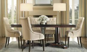 dining room sets with upholstered chairs restoration