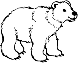 Small Picture Bear Coloring Pages Coloring Pages Kids