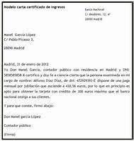 Formato De Carta Laboral En Word Ejemplo Editable De Carta De