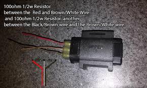 workshop sv race wire harness nd gen lwt racer sv650 tip over switch sensor to delete