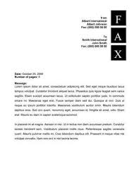 square vertical letters fax cover cover letter for faxing documents