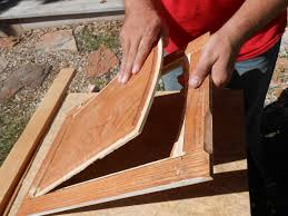Making Kitchen Cabinet Doors Step By Step How To Change Wood Cabinet Doors To Glass Insert