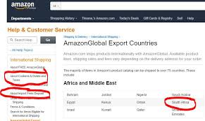 Amazon Uk Pre Order Chart Ordering From Amazon In South Africa Joburg Expat
