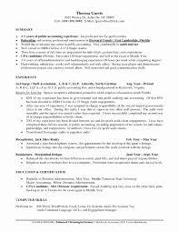 Sap Mm Fresher Resume Format Beautiful Resume Demo Demo Cv Gratuit