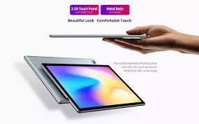 Teclast A20hd Máy Tính Bảng Android 10.0 OS 10.1 Inch 4GB RAM 64GB ROM 1920  × 1200 6000MAh Tablet Battleary