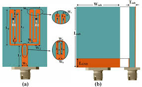 Folded Monopole Design A Small Quad Band Monopole Antenna With Folded Strip Lines