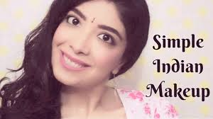 simple everyday indian makeup quick daily makeup tutorial for beginners using pond s bb cream