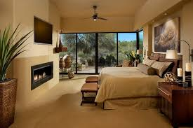 Luxury Master Bedroom with Fireplace Decorating Your Perfect Bedroom Designs