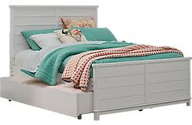 full bed with trundle. Simple Bed Bay Street White 4 Pc Full Panel Bed With Trundle To With 3