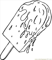 Small Picture Coloring Pages For Kids Dessert Kids Coloring