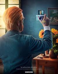 print ad leo burnett. Samsung Print Ad - Masterpiece, 1 Leo Burnett