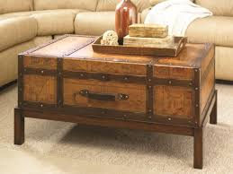 awesome coffee table trunks home kokanee large solid wood storage trunk coffee table chest