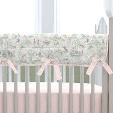Carousel Designs Crib Rail Cover Rail Covers Bedding Carousel Designs Solid Black Crib Rail
