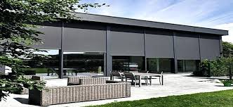 outdoor patio screens. Motorized Outdoor Patio Screens