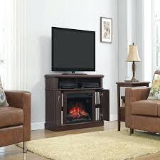 electric fireplaces white fireplace heater stand oak big lots black duraflame stove canada logs