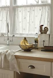 Rooster Kitchen Curtains Contemporary Kitchen Curtains In Soft Colors All About Countertop