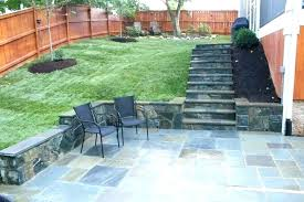 exterior tile patio great slate